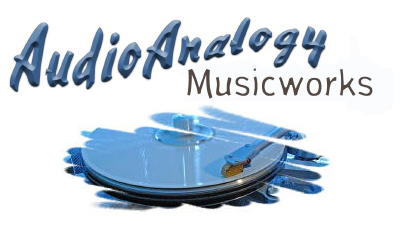Audioanalogy Logo